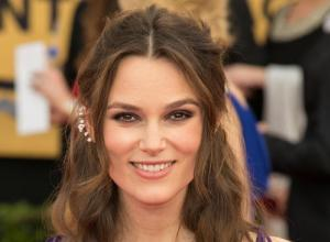 "Keira Knightley Reveals Secret To Peculiar Name: ""My Mum's Crap at Spelling"""