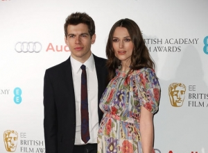 "Keira Knightley Explains Why Having A Baby Boy Is ""Terrifying"" For Her"
