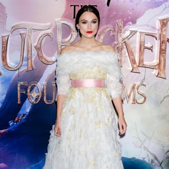 Keira Knightly Looks Like 'Pink Cake' In The Nutcracker
