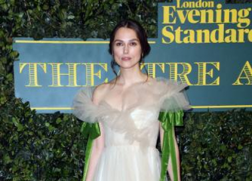 Keira Knightley Took 'So Long' To Ignore Camera On Set