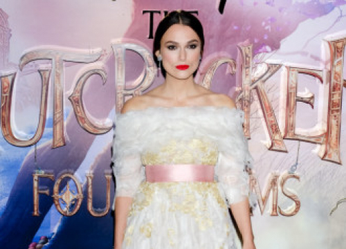 Keira Knightley Lends Voice To Charlotte