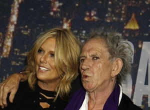 Keith Richards Opposing Cafe Project