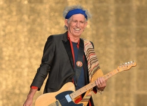 Keith Richards Pays Tribute To 'First Inspiration' Scotty Moore