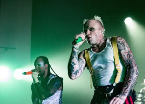 Fans Invited To Line Funeral Route For Keith Flint