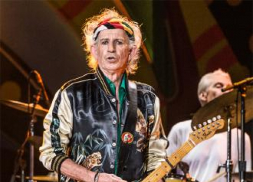 Keith Richards Reissues Talk Is Cheap For 30th Anniversary