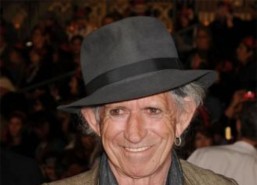 Keith Richards wants to make Rolling Stones album