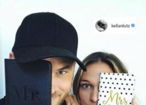 Kellan Lutz Gets Married