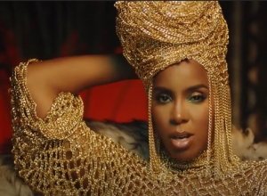 Kelly Rowland - Hitman Video