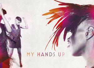 Kellylee Evans - Hands Up [Lyric] Video