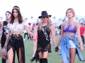 Kendall Jenner Parties With The V.I.P.s At Coachella, Before Being Called Out By Tyler The Creator