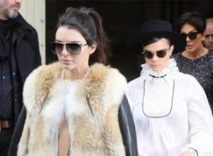 Cara Delevingne walks for Chanel