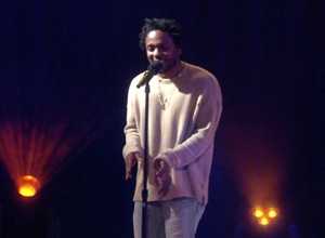 Kendrick Lamar - These Walls ft. Bilal (Live on Ellen) Video