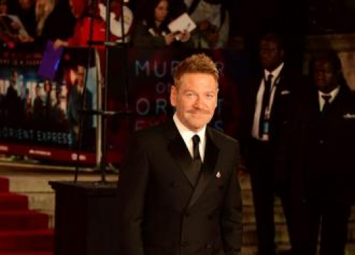 Kenneh Branagh Loves 'Irish-ness' Of Artemis Fowl