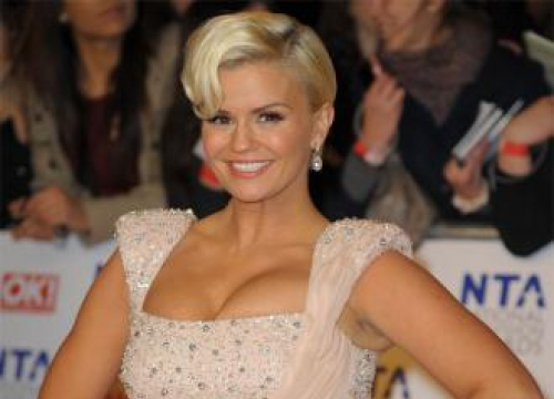 Kerry Katona Has Cortisone Injections Whilst Battling From A Viral Infection
