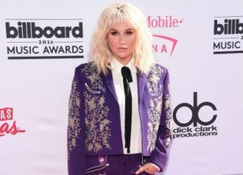 Kesha Was 'Pressured' To Starve Herself