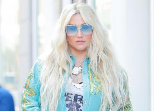 Kesha Tweets Support For Taylor Swift