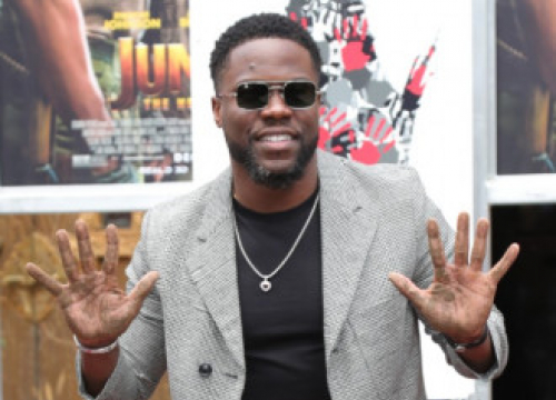 Kevin Hart And Netflix Confirm Multi-film Deal