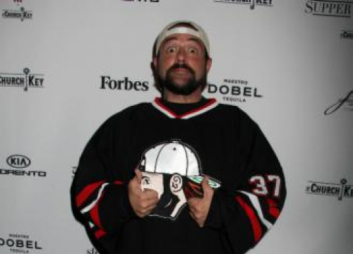 Kevin Smith Didn't Know He'd Had Heart Attack