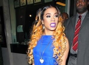Keyshia Cole Reunites With Estranged Husband At Tv Show Premiere Party