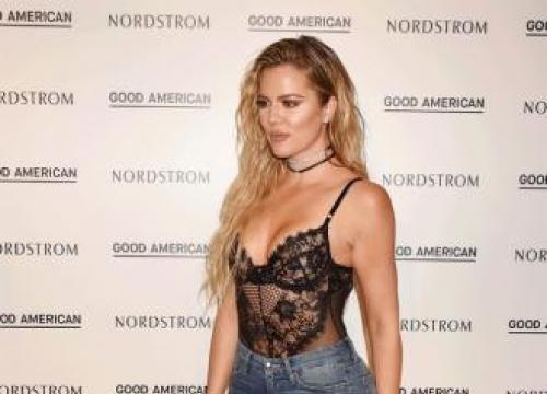 Khloe Kardashian Adds Sweat Pants To Good American Line