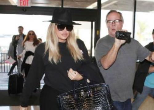 Khloe Kardashian Is Nesting
