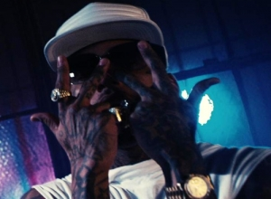 Kid Ink - Round Here Video