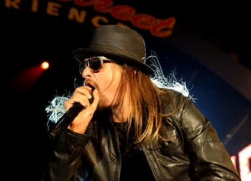 Activists Urge Kid Rock To Ditch Confederate Flag