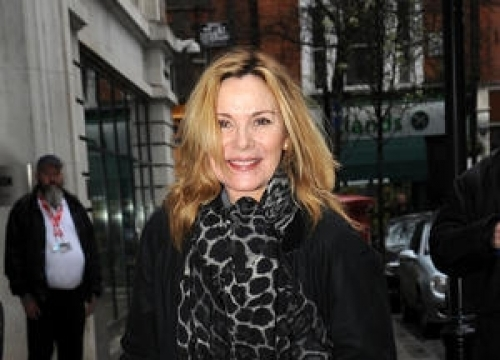 Kim Cattrall Turned Down Sex & The City Role Three Times
