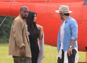 Kanye West's Glastonbury Guestlist So Big That Other Bands Have Had To Cut Theirs