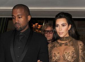 Kim Kardashian And Kanye West Divorce Rumours Denied