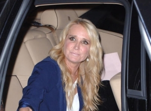 Kim Richards Enters Rehab After Drunk And Disorderly Arrest