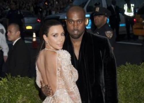Kim Kardashian + Kanye West 'Definitely Opposites'