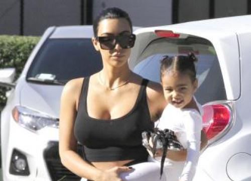 Kim Kardashian West: North's Puppy Is Called Sushi