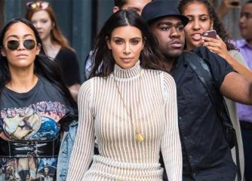 Kim Kardashian West's Quality Family Time