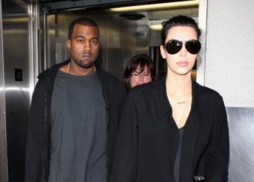 Kim Kardashian West And Kanye West Going Glamping