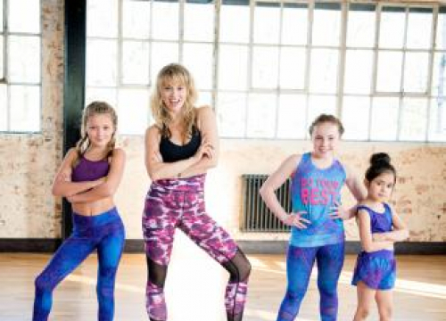 Kimberly Wyatt Is 'Really Proud' Of Her Zakti Activewear Collection