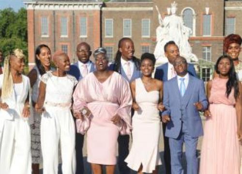 Kingdom Choir's Karen Gibson Couldn't Enjoy Royal Wedding Song