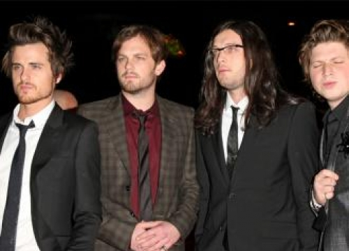 Kings Of Leon To Perform At Mtv Emas