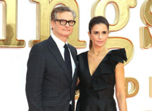 Colin Firth Is Officially A Citizen Of Italy