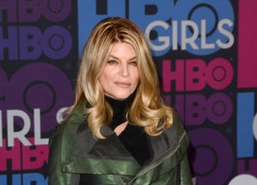 "Kirstie Alley Shed 50 Pounds After Deciding ""To Start Acting Again"""