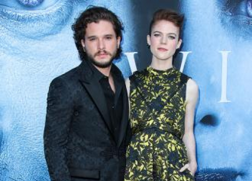Kit Harington And Rose Leslie To Marry Next Month