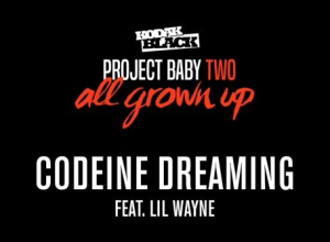 Kodak Black - Codeine Dreaming ft. Lil Wayne Audio