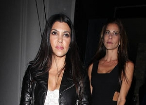 Kourtney Kardashian And Scott Disick Split - Report