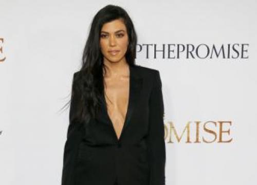 Kourtney Kardashian Focuses On Toning Her Bottom Before A Holiday