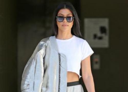 Kourtney Kardashian Bans Scott Disick From Seeing Kids