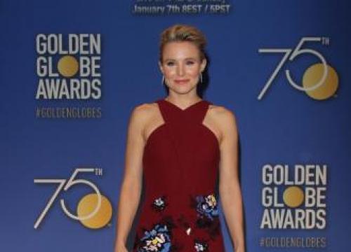 Kristen Bell Won't Stress About Holidays