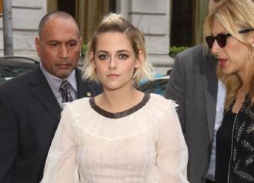 Kristen Stewart Needs Career Challenges