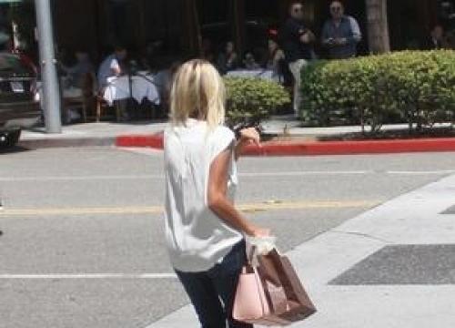 Kristin Chenoweth Felt Up On Flight