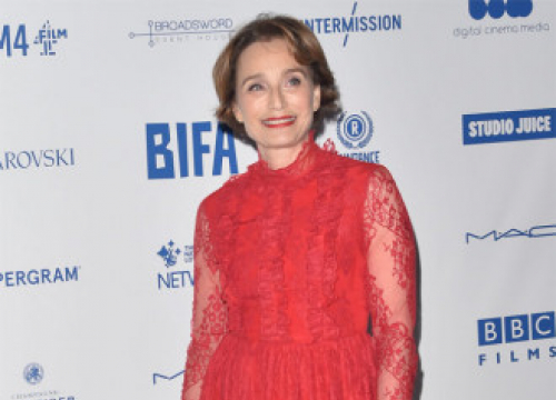Dame Kristin Scott Thomas: I Was Desperate For Rebecca Role