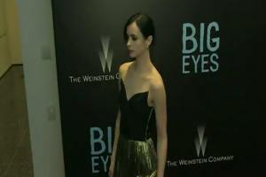 Krysten Ritter And Margaret Keane On The Red Carpet At 'Big Eyes' Premiere - Part 1